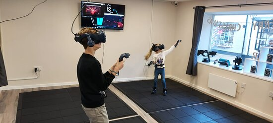 This is VR
