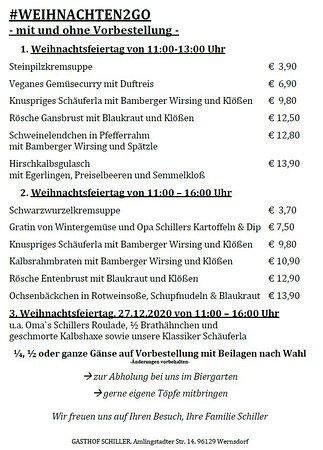 Strullendorf, Tyskland: #Weihnachten2go