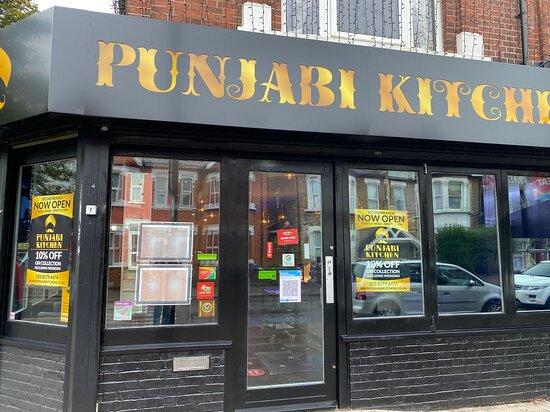 Punjabi kitchen Hanwell