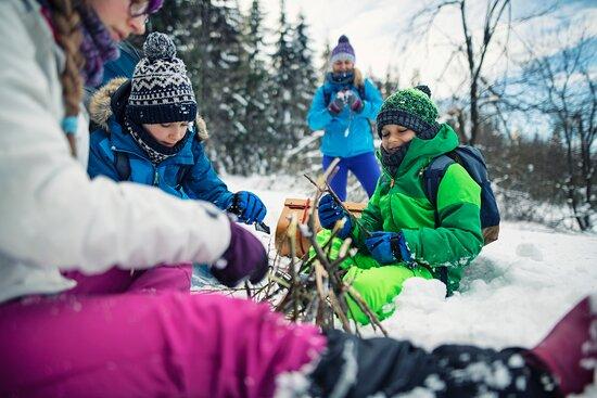 Winter survival skill programs
