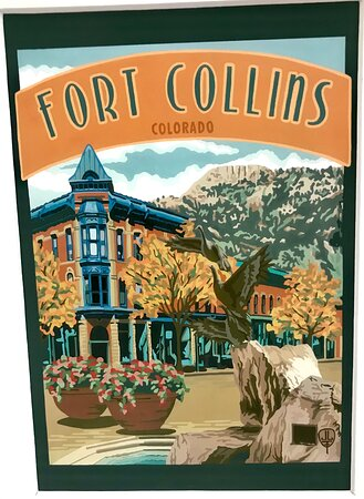 Fort Collins, CO: Julie L creates prints from all around Colorado including resorts, mountains, cities, landmarks, monuments, and more.