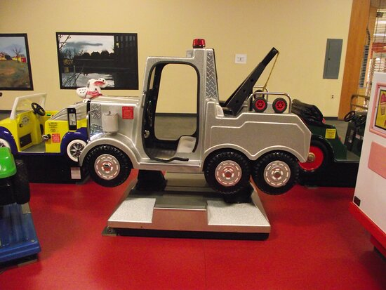 NH - ROCHESTER - LILAC MALL – KIDDIE RIDE #2