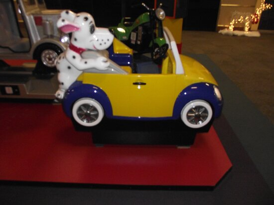 NH - ROCHESTER - LILAC MALL – KIDDIE RIDE #3