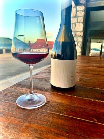Witsand, Südafrika: Great wine selection