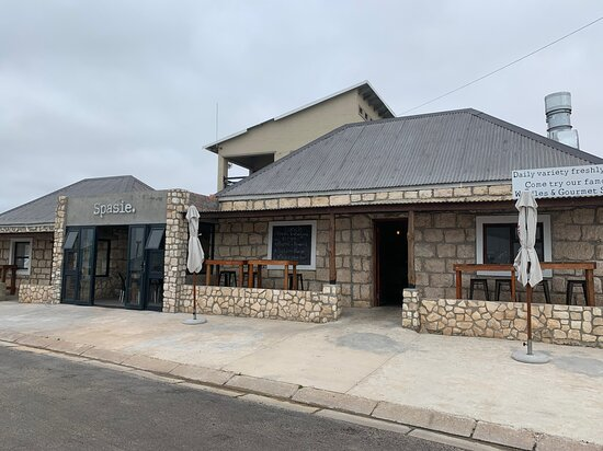Witsand, Südafrika: Front view