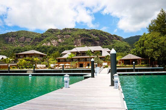 L'Escale Resort Marina & Spa, Hotels in Praslin