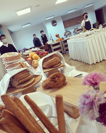 Açık Büfe Kahvaltı