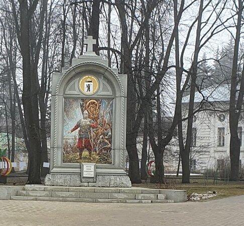 Klyatva Knyazya Pozharskogo Monument-Stella