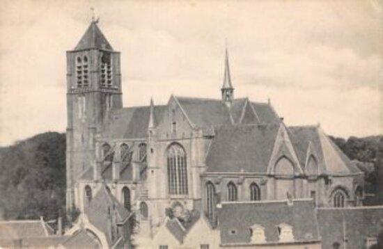 Kerk ca. 1950