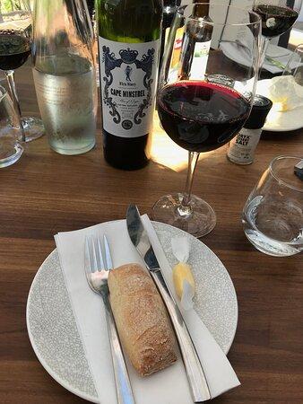 ...bread & wine.