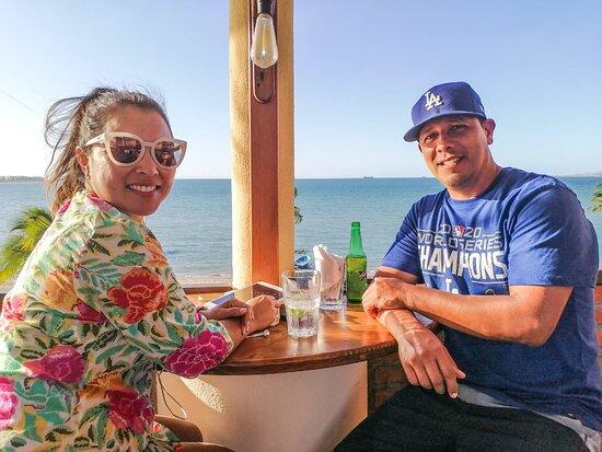 La Paz, Mexico: Nos visitan/visitors