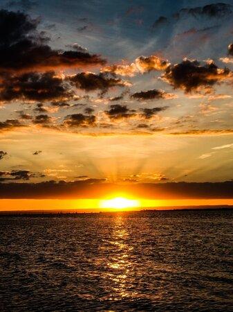 La Paz, Mexico: Sunset is the best