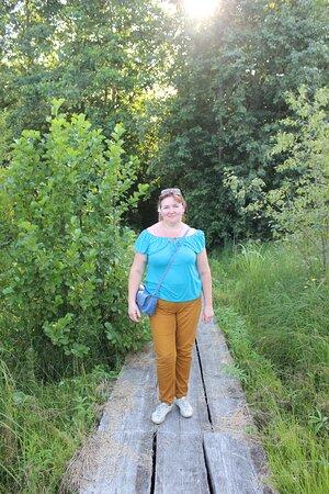 Дорога к Петропавловскому храму