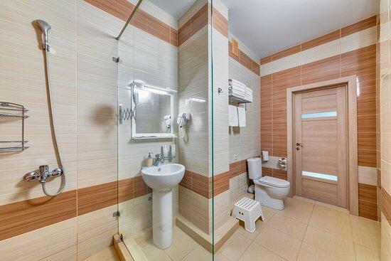 Апартаменты с 2 спальнями Ванная комната