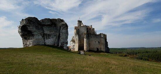 Ruiny Zamku w Mirowie