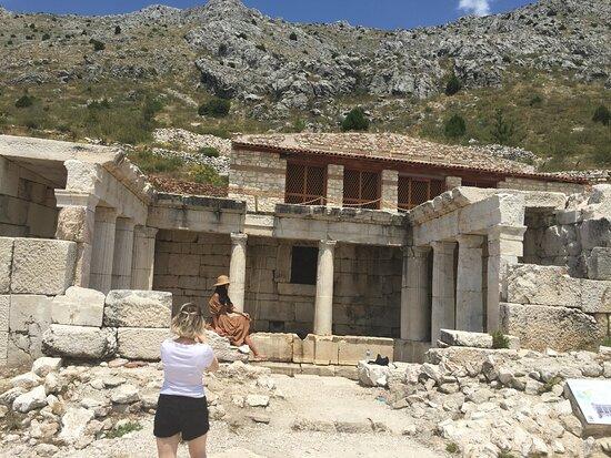 Sagalassos  Antik Kenti ve 2000 yıldır akan su