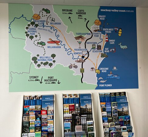 Macleay Valley Coast Visitor Information Centre