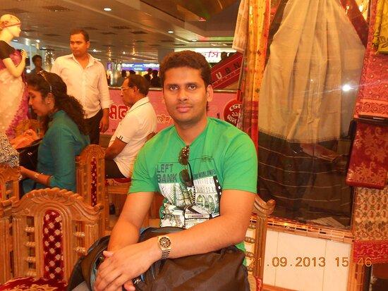 Dhaka City, Bangladesh: Famous shopping mall in Dhaka