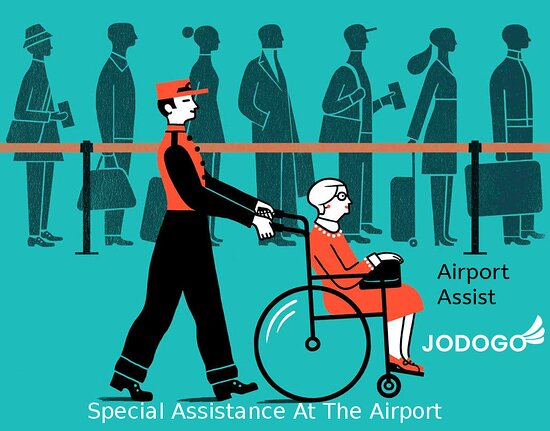 Searching for Airport special assistance in Los Angeles airport? Enquire JODOGO's Los Angeles International Airport Accessibility and wheelchair accessibility only @JodogoAirportAssist.com. Visit service at https://www.jodogoairportassist.com/losangeles-airport-assistance-services