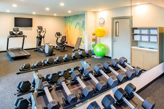 Best Western Kennewick TriCities Center Fitness