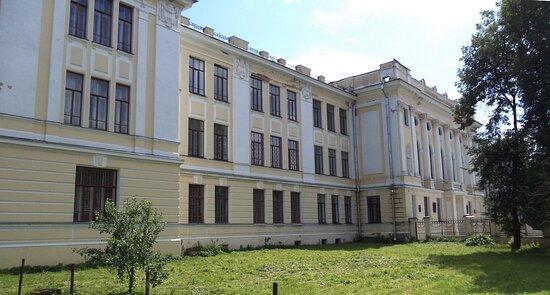 Гимназия имени А.Л.Кекина