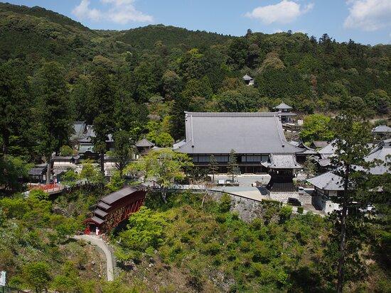 Rinzaishu Hoko-ji temple Daihonzan Okuyama Hansobo