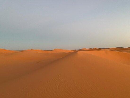 Marrakech, Morocco: Sand