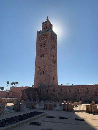 Marrakech, Morocco: Tower
