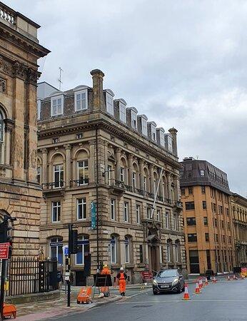 Great looking building