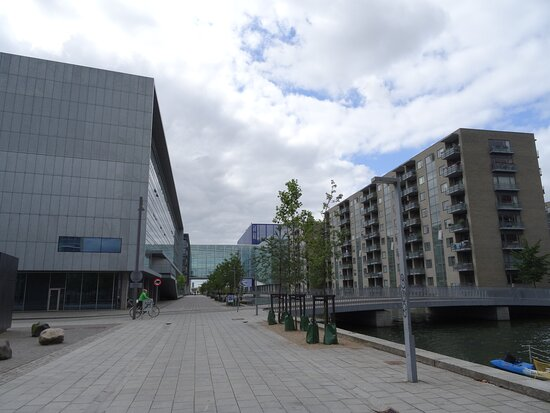 Copenhagen, Ørestad, South Campus Amager