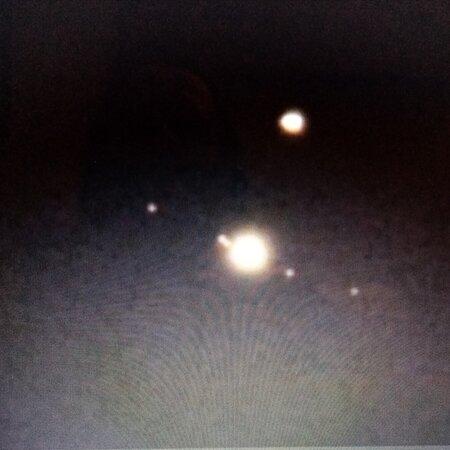 Ιταλία: The historical conjunction Jupiter Saturn.. Now! 🌠🌟⭐🌠
