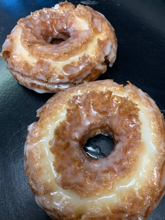 Old Fashion Donuts