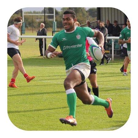 London Irish Amateur Rugby Football Club