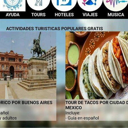 Colombia: 🔥 SUPER INVITADO A ESTE LANZAMIENTO!!! Esta Aplicacion 📲 para Android y Iphone te permite conseguir Tours GRATIS en casi Todas las ciudades del mundo 🌍.   ✅App> para Android y Iphone > https://mobincube.mobi/ESW6Q3  ✅Tienda Huawei https://cutt.ly/8hI83eW  ✅ Tienda Samsung> https://galaxy.store/tours