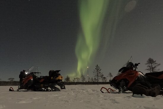 Arctic Attitude