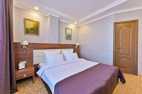 Номер категории LUXE спальня