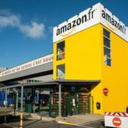 ORY1: Visite de notre centre de distribution Amazon