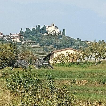 Veduta di Montevecchia