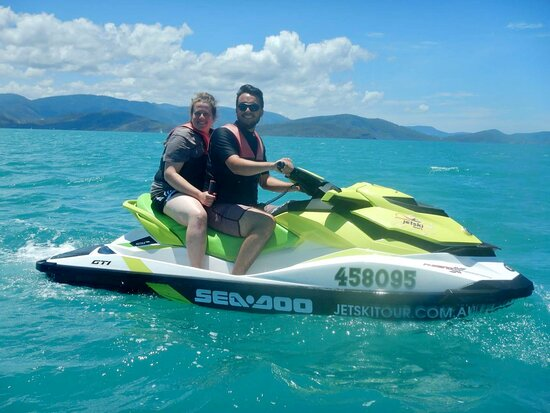 Whitsundays Guided Jet Ski Tour: Sample picture provided complimentary.