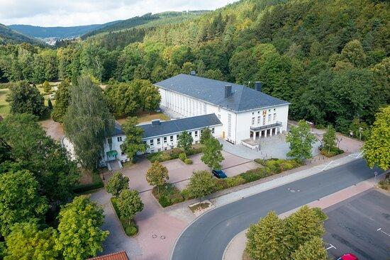Festhalle Ilmenau - Kultur- und Kongresszentrum