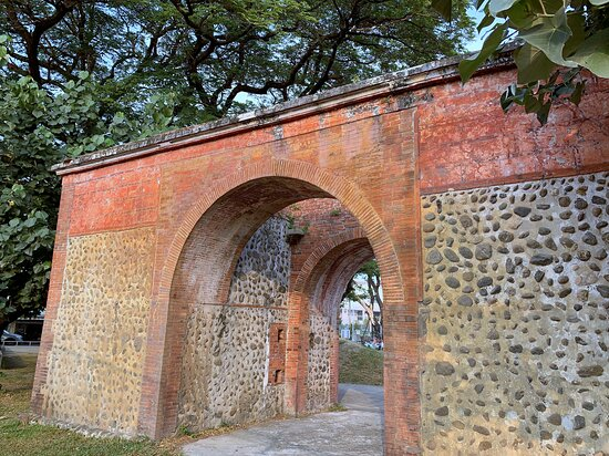 Ahou City Gate