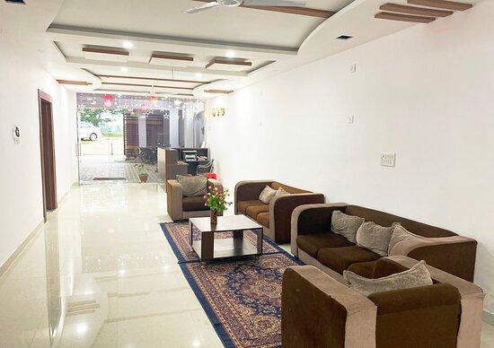 Covered Secured Parking - Picture of Hotel Orchid Bodhgaya, Bodh Gaya - Tripadvisor