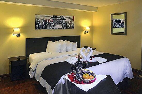 Puno Region, Peru: habitaciones matrimoniales camas KING