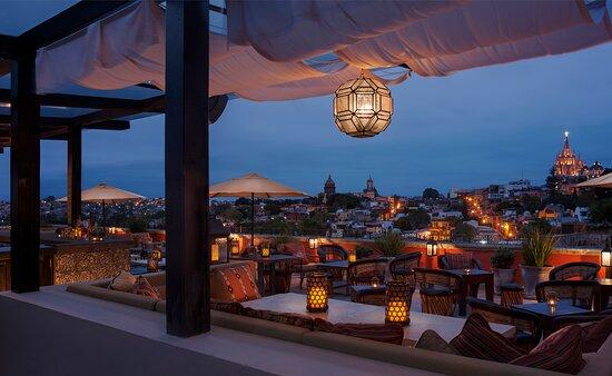 Luna Rooftop Tapas Bar San Miguel De Allende Menü Preise Restaurant Bewertungen Tripadvisor