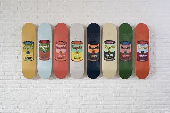 Tel Aviv, Israel: Boardz Gallery