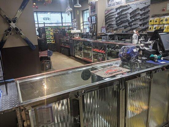 Caliber Gun Range