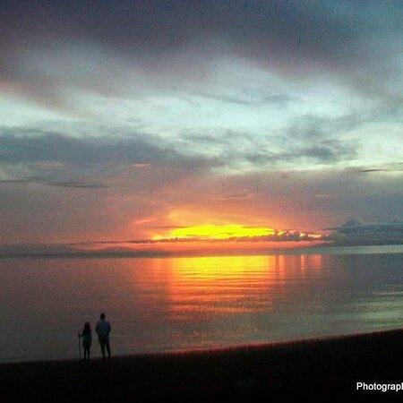 Boac, Filipinler: Ihatub Flame Sunset