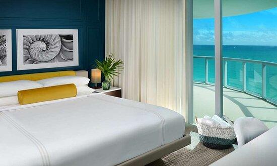 Ocean View King Bedroom