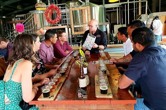 Full-Day Beers and Bites Tour in...