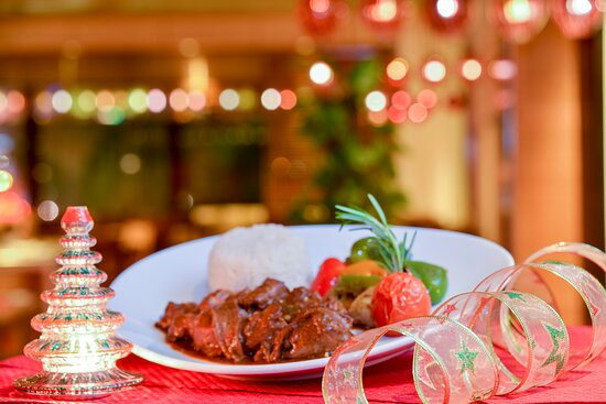 Experience Italian flavours and the panoramic Nile view for a memorable Christmas and New Year's Eve